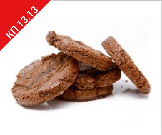 Как сделать шоколад с печенью